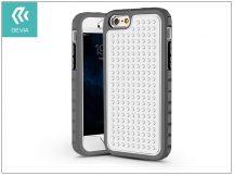 Apple iPhone 7/iPhone 8 ütésálló védőtok - Devia Armour Shockproof - grey/white