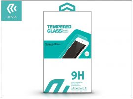 Apple iPad Air/Air 2/Pro 9.7/iPad 2017/2018 üveg képernyővédő fólia - Devia Tempered Glass 2.5D Curve Edge - 1 db/csomag