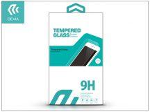 Apple iPad Pro 10.5/iPad Air (2019) üveg képernyővédő fólia - Devia Tempered Glass 2.5D Curve Edge - 1 db/csomag