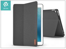 Apple iPad Pro 12.9 védőtok (Smart Case) on/off funkcióval - Devia Flax Flip - black