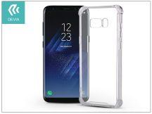 Samsung G950F Galaxy S8 hátlap - Devia Shockproof - crystal clear