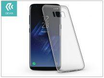 Samsung G950F Galaxy S8 szilikon hátlap - Devia Naked - crystal clear