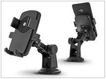 Univerzális PDA/GSM autós tartó - automatikus zárral
