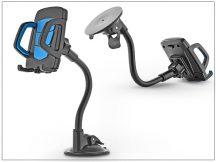 Univerzális PDA/GSM autós tartó - fekete/kék
