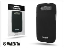 Samsung i9300 Galaxy S III hátlap - Valenta Click-On Matt - black