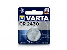 Varta CR2430 lithium gombelem - 3V - 1 db/csomag
