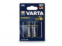 VARTA Energy Alkaline AA ceruza elem - 2 db/csomag