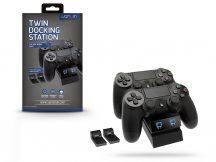 Venom VS2732 Twin Docking Station töltőállomás - PS4 - fekete
