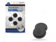 Venom VS2853 Thumb Grips hüvelykujj csúszásgátló gombkupak - PS4 kontrollerhez - 4 db - fekete
