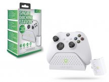 Venom VS2870 Single Docking Station töltőállomás + 1 db akkumulátor - Xbox Series S/X - fehér