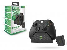 Venom VS2880 Single Docking Station töltőállomás + 1 db akkumulátor - Xbox Series X - fekete