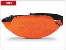 SOX Lifestyle univerzális sport övtáska - narancs