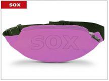 SOX Lifestyle univerzális sport övtáska - pink