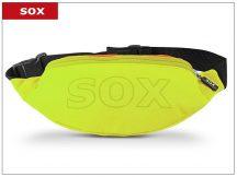 SOX Lifestyle univerzális sport övtáska - sárga/narancs