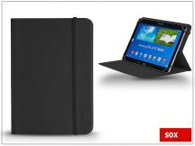 SOX univerzális tok 8&quot, méretű tablet készülékekhez - SMART SLIM TABLET - fekete