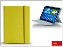 SOX univerzális tok 8&quot, méretű tablet készülékekhez - SMART SLIM TABLET - zöld