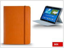 SOX univerzális tok 7&quot, méretű tablet készülékekhez - SMART SLIM TABLET - narancs