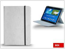 SOX univerzális tok 8&quot, méretű tablet készülékekhez - SMART SLIM TABLET - fehér