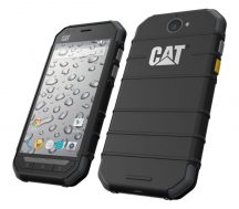 Caterpillar CAT S30 Dual Black 1 év garancia